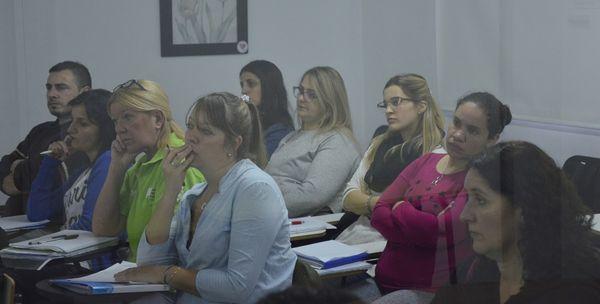 NECOCHEA: Las enfermeras municipales se capacitan en cuidados agudos del recién nacido