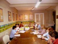 NECOCHEA: Reuniones en el Concejo Deliberante