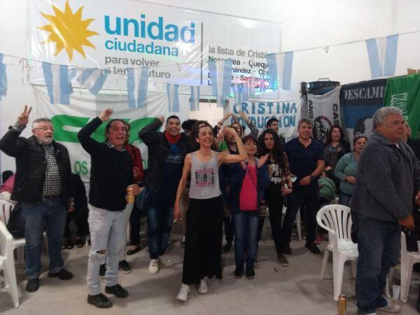 NECOCHEA: Peña del Día del Militante en Unidad Ciudadana