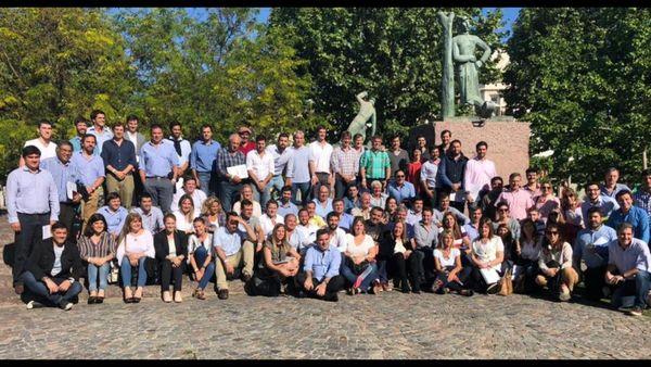 ELECCIONES 2019: Rojas participo en Pehuajo del Segundo Foro del Cambio