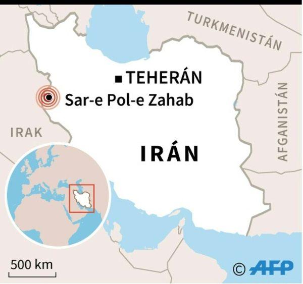 EL MUNDO: Al menos 260 heridos por un fuerte sismo en el oeste de Irán
