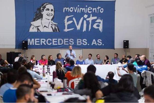 ELECCIONES 2019: El Movimiento Evita apoya la candidatura presidencial de Felipe Solá