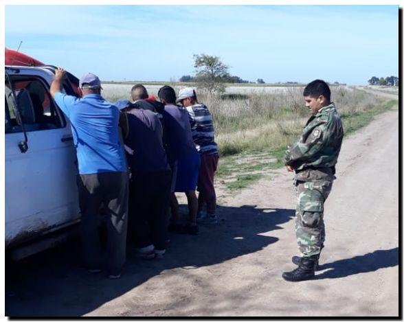POLICIALES: Demorados por caza furtiva y tenencia de armas