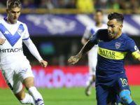 FÚTBOL: Boca derrotó a Vélez por penales y se metió en semifinales