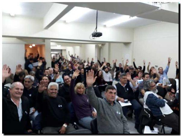 UNIVERSIDADES: Sesionó el congreso extraordinario de Conadu Histórica