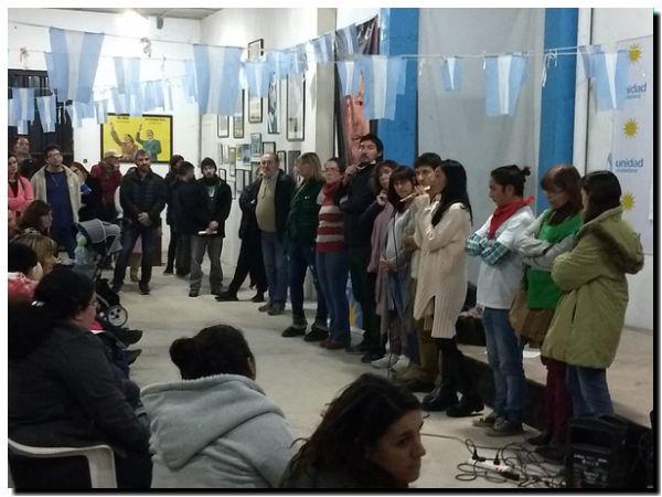 ELECCIONES 2019: Plenario de Unidad Ciudadana