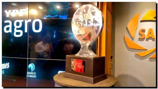 FÚTBOL: Así está el cuadro de la Copa Superliga 2019