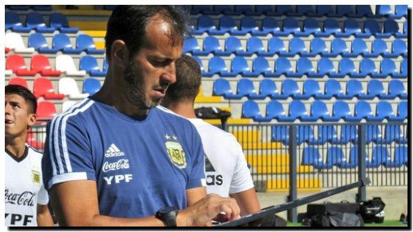FÚTBOL: La Sub 20 comienza los entrenamientos con 32 futbolistas