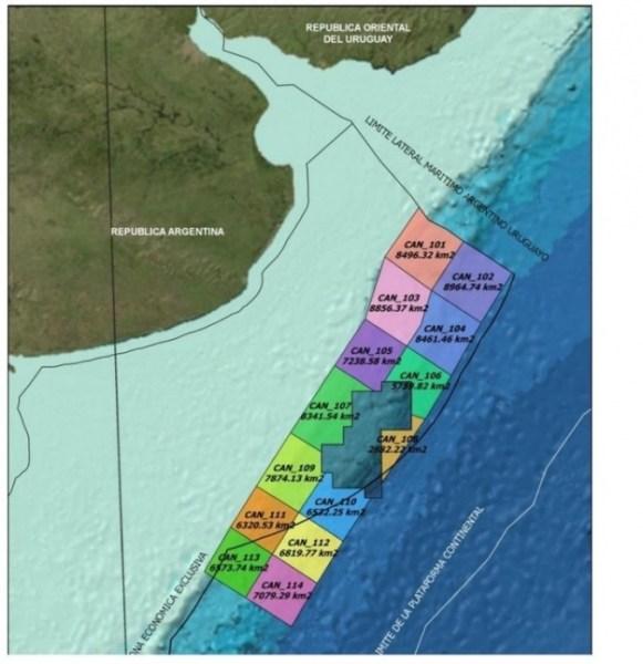 Exploración petrolífera en nuestras costas. Pedido de informes