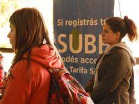 Los alumnos que tuvieron dificultades con la SUBE deberán acercarse al Centro Cívico