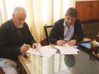 Convenio para estudio hidrológico en Lobería
