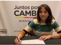 La necochense Natalia Sánchez Jaúregui se va de Cambiemos