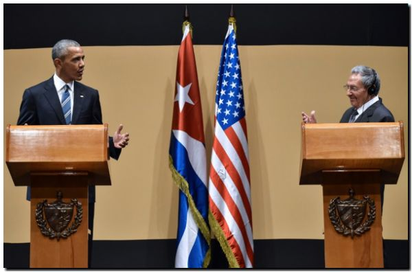 Cuba «no desea» romper relaciones con EEUU, pero está lista para ello