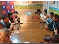 Reunión en el Concejo Deliberante sobre seguridad y la desaparición de Ezequiel