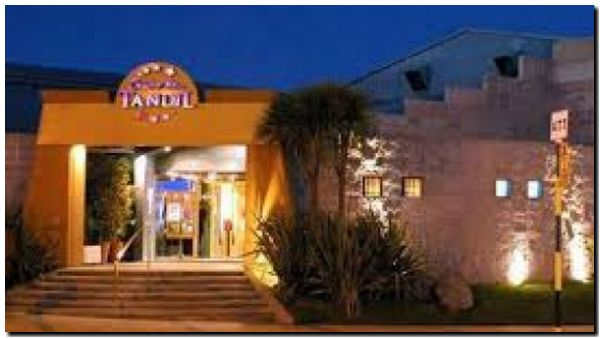 El Casino de Tandil con graves problemas edilicios
