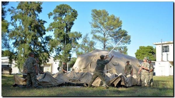 Infantes de Marina llegarán a Necochea para colaborar con la emergencia sanitaria