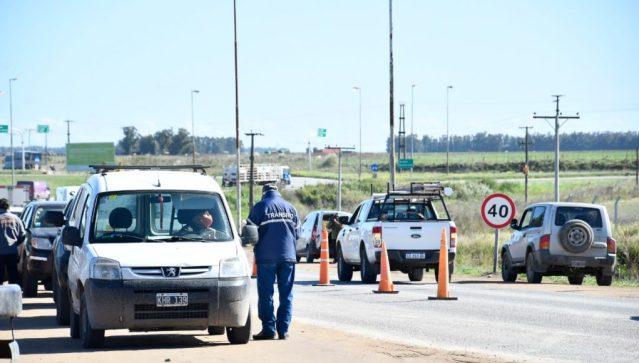 Multas en la Provincia por no cumplir con las restricciones