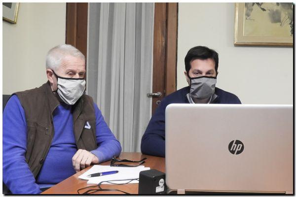 Contacto del Municipio con Nación por créditos del BID para el medio ambiente