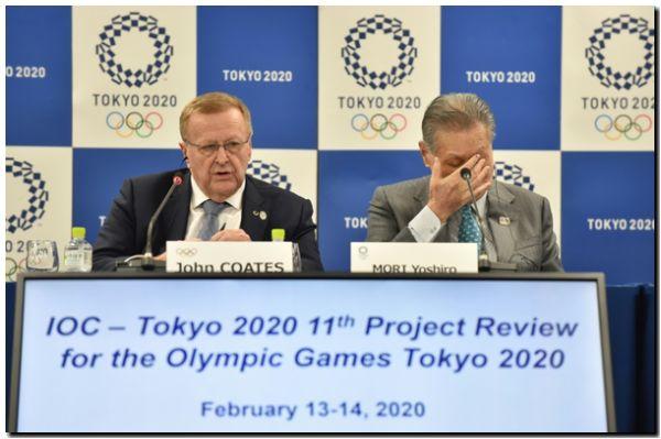 «Estamos ante problemas de verdad», dice un miembro del COI sobre los Juegos de Tokio