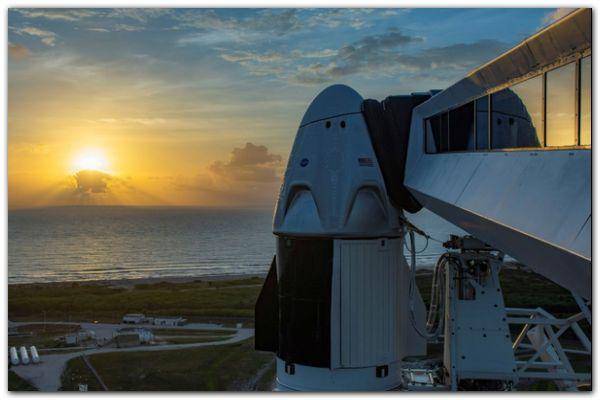 SpaceX, ante su día de gloria
