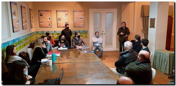 SILO BOLSAS: Reunión en Necochea