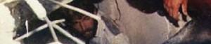 FOTO Douglas Coop, se arrastro por los subterraneos del WTC en busca de victimas, 2001