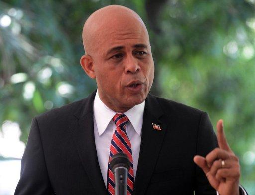 Martelly nombra nuevo Consejo Electoral en Haití