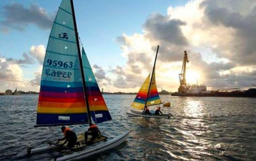 descubren superbacteria en aguas donde tendrán lugar eventos olímpicos en Brasil