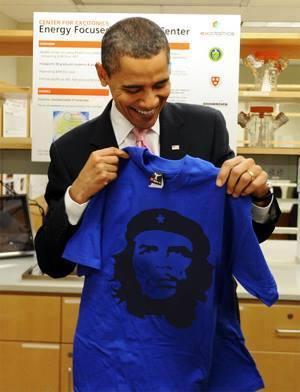 Obama y el Che