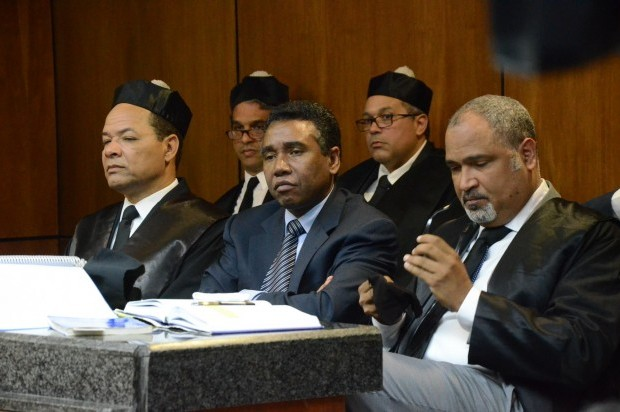 Continúa hoy la audiencia contra el senador Félix Bautista