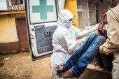 El árbol donde inició epidemia de ébola