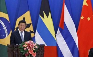 China invierte 250 mil millones de dólares en América Latina