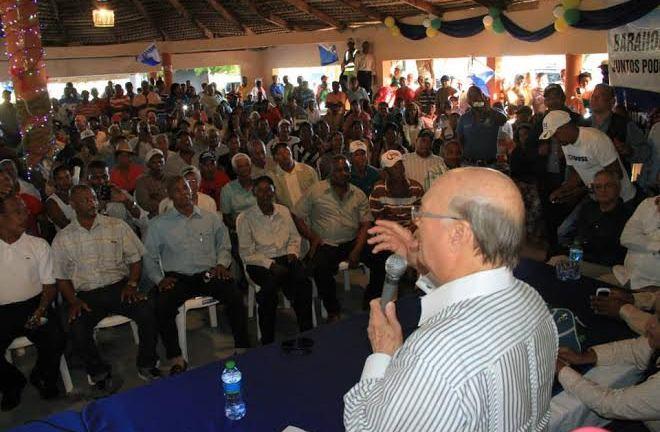 Guzmán afirma HM es el candidato más idóneo en PRM