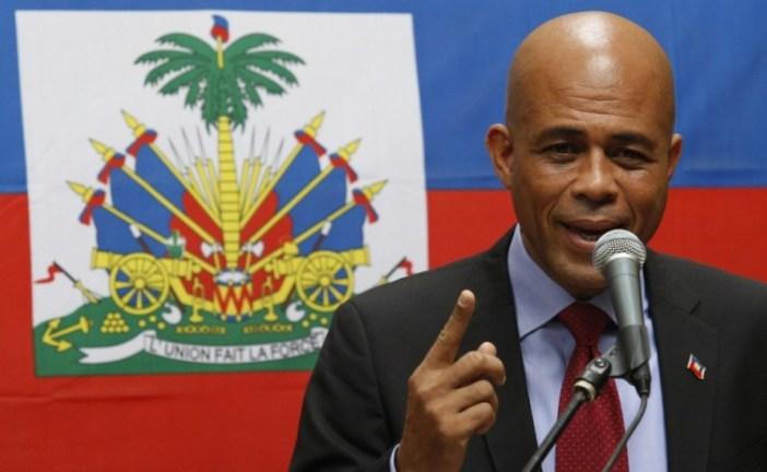 Disuelven parlamento de Haití