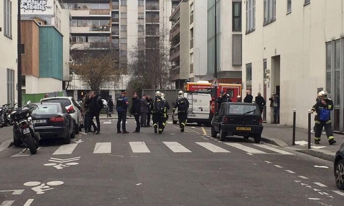 Impactantes imágenes del atentado en París