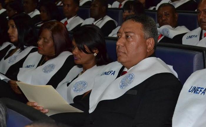 UNEFA gradúa 101 nuevo profesionales