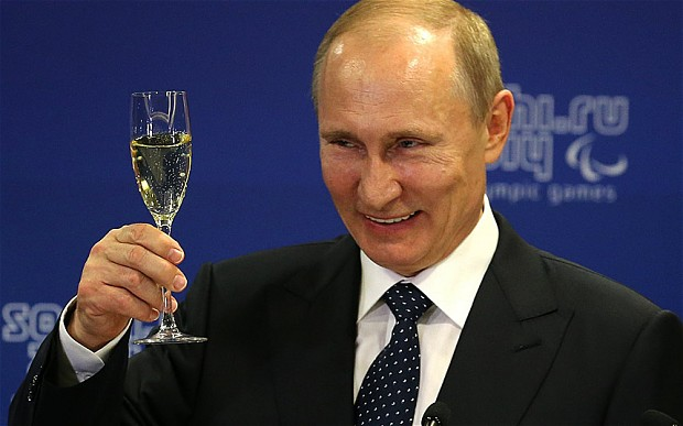 Forbes: Putin es el hombre más poderoso del mundo