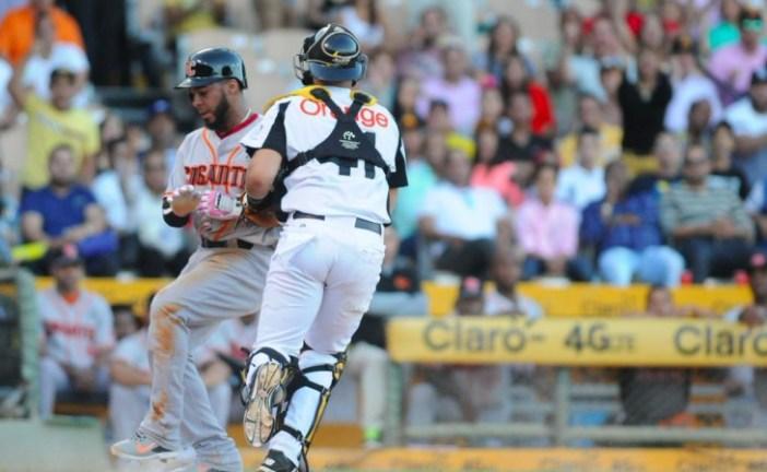 Béisbol: los Gigantes se afianzan en primer lugar