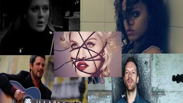 Los discos más esperados del 2015