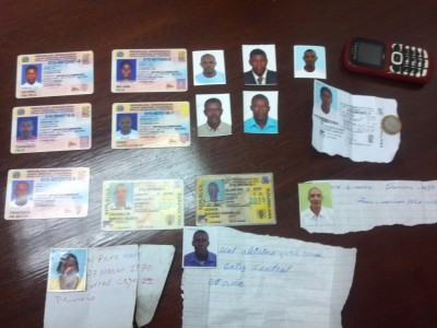 Condenan a dos hombres vendían cédulas falsas a inmigrantes haitianos