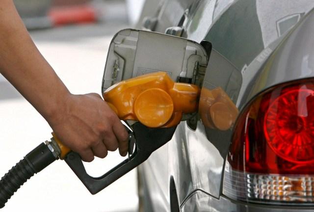 Suben los precios de los  combustibles, menos el gas natural