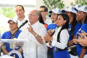 Hipólito Mejía denuncia falta de apoyo institucional agudiza problemas del campo dominicano