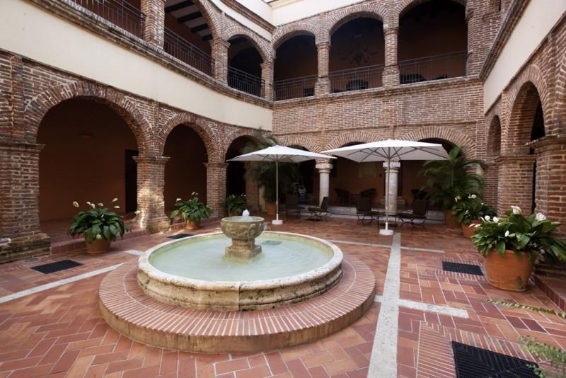 El Hostal Nicolás de Ovando MGallery: el mejor de Santo Domingo