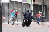 Matan adolescente durante protestas al oeste de Caracas