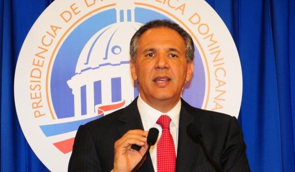 """Peralta espera que """"la sangre no llegue al río"""" entre presidente Suprema y Procurador"""