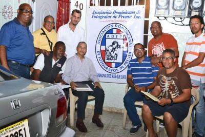 Relanzan la Asociación Dominicana de Fotógrafos de Prensa (AFP-RD)