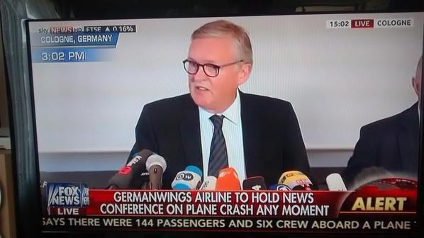 Dieciséis niños alemanes viajaban en el vuelo de #Germanwings