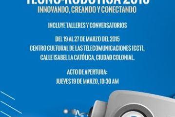 """Indotel e ITLA presentarán """"Tecno-Robótica 2015"""""""