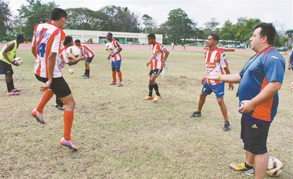 Gran entusiasmo con la nueva Liga Dominicana  de Fútbol que inicial el domingo
