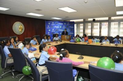 Banco Central participará en la Segunda Feria de Educación Financiera